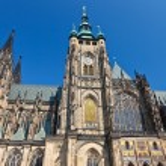 St. Vitus' Cathedral, Prague — Stock Photo #6717034