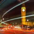 London at night, UK — Stock Photo #6717074