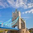 Stock Photo: Tower Bridge in London, UK