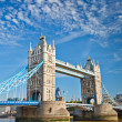 Tower Bridge in London, UK — Stock Photo #6717080