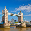 Tower Bridge in London, UK — Stock Photo #6717085