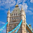 Tower Bridge in London, UK — Stock Photo #6717090