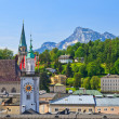 Stock Photo: Old town Salzburg, Austria