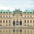 Stock Photo: Belvedere palace, Vienna