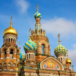Church of the Savior on Spilled Blood, St. Petersburg, Russia - Stock Photo