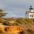 Stock Photo: Point LomLighthouse in Cabrillo National Park, SDiego
