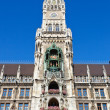 New Town Hall in Munich — Stock Photo