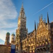 New Town Hall in Munich — Stock Photo #6717279