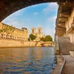 Seine river, Paris, France — Stock Photo