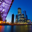 Moscow City — Stock Photo #6717301