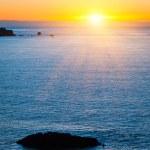 Golden sunset — Stock Photo #6717344