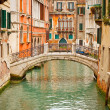 Canal in Venice — Stock Photo #6717366
