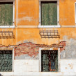 Detail of building in Venice — Stock Photo #6717376