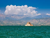 Bourtzi castle, Nafplion, Greece — ストック写真