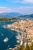 View on Poros, Greece — Stock Photo