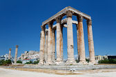 Temple of Olympian Zeus, Athens, Greece — Stock Photo