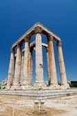 Templo del olimpo zeus, atenas, grecia — Foto de Stock