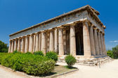 Ancient Agora in Athens, Greece — Stock Photo