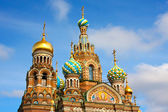 Church of the Savior on Spilled Blood, St. Petersburg, Russia — Stock Photo