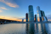Moscow City — Stock Photo