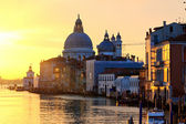 Sunrise in Venice — Stock Photo