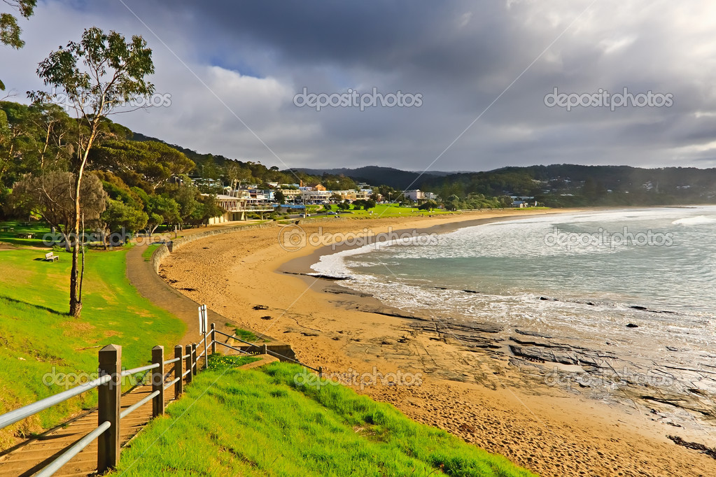 Beach near Port Campbell, VIC, Australia — Stock Photo #6717015