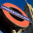 London Underground — Stock Photo #6077583