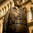 ANZAC War  Memorial - Stock Photo