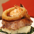 Surf and Turf — Stock Photo #6078528
