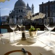 Dinner In Venice - Stock Photo