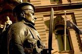 ANZAC War Memorial — Stock Photo