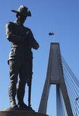 ANZAC Memorial — Stock Photo