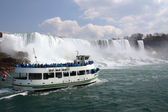 Niagra Falls — Stock Photo