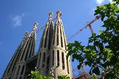 Sagrada Familiar — Stock Photo