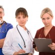 Successful medical team — Stock Photo #6010276