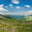 Stock Photo: Mountain pass in West Siberia