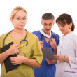 Medical team — Stock Photo #6096901