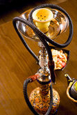 Arabic hookah — Stock Photo