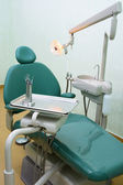 Dentist's chair — Stock fotografie