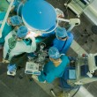 Stock Photo: Work in operation room