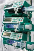 Intravenous anesthetic — Stock Photo