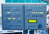 Cardiopulmonary bypass monitor — Stock Photo