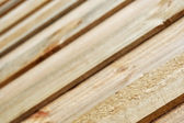 Wooden fence, background — Stock Photo