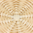 Stock Photo: Wicker round close-up