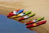 カラフルなボート — ストック写真