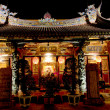 baoan temple — Stock Photo