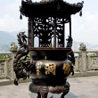 Chinese censer — Stock Photo