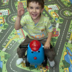 Little boy — Stock Photo #5970487