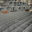 Stock Photo: Reinforcing steel