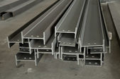Metal profiles — Stock Photo